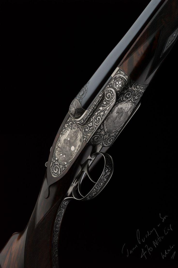 James Purdey, Double Rifle, 470,