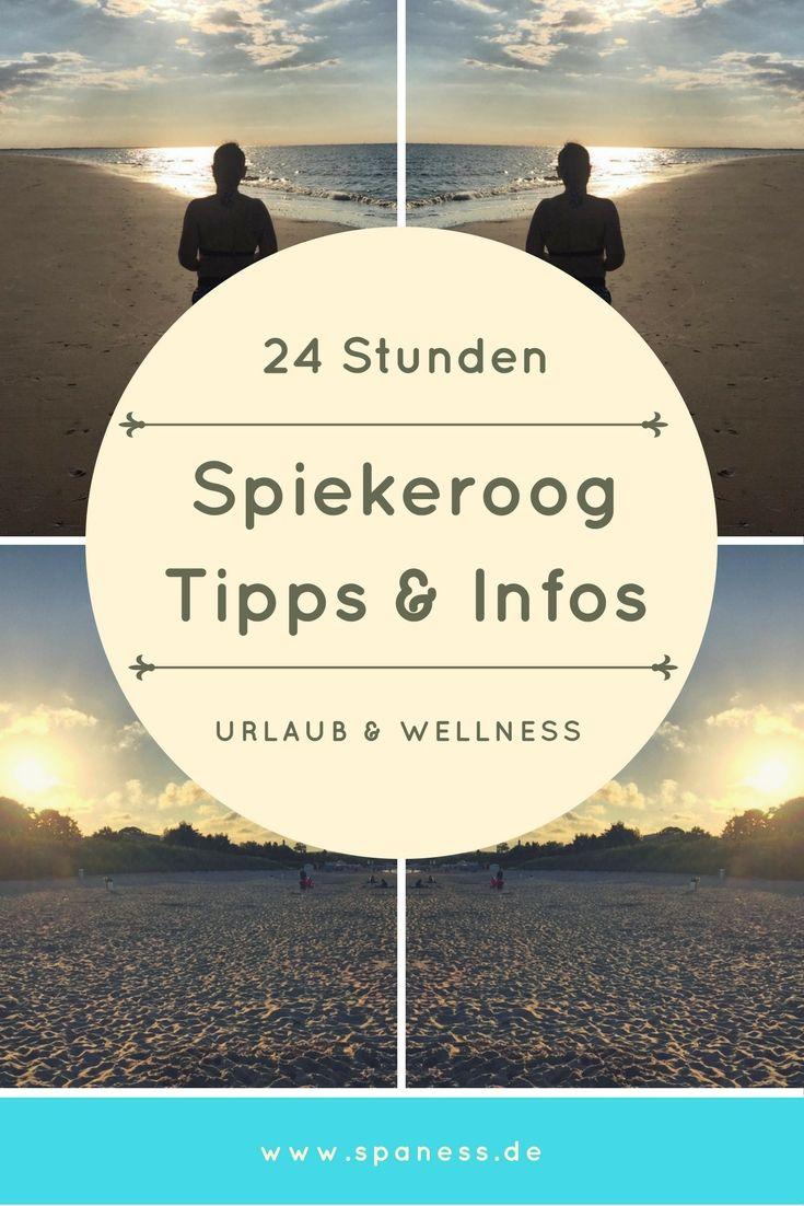 Spiekeroog Urlaub Tipps & Infos - Wellnessurlaub auf Spiekeroog. Slow Travel Niedersachsen Nordsee Urlaub.