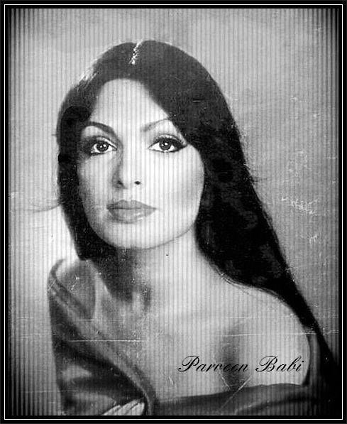 Some photographs are truly priceless...some, legendary. Ladies and gentlemen, the most amazingly beautiful PARVEEN BABI. Truly immortal.