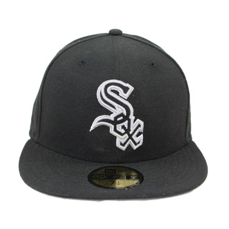 Gorras Originales New Era Beisbol Medias Blancas 59fifty - $ 569.00