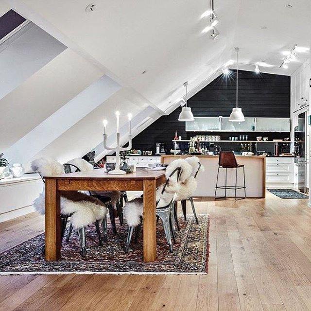 #bjurfors_goteborg #till_salu #kungsbacka  #takvåning #interiör #matplats #kök #interior4you #ditthem #interior123 #nyahemmet #inspiration