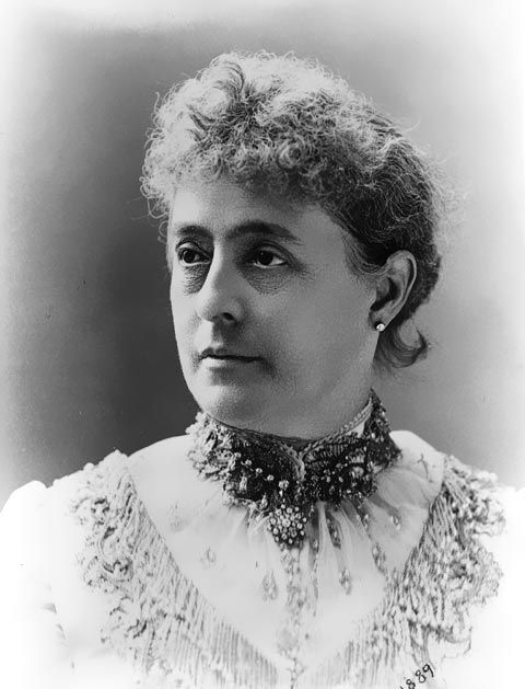 First Lady Anna Tuthill Symmes Harrison
