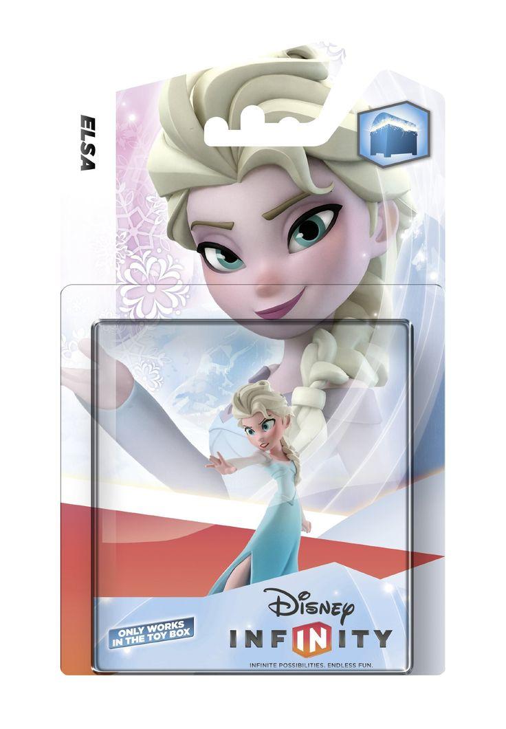 Disney Infinity Character - Elsa PS3 Amazon.co.uk: PC & Video Games