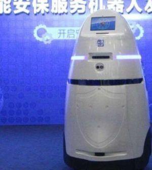 Anbot, il regime cinese ha i suoi robot armati