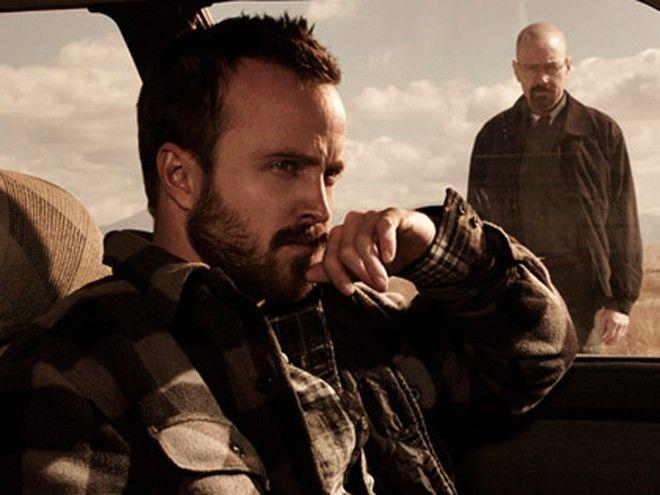 La mejor serie de 2013: Breaking Bad.