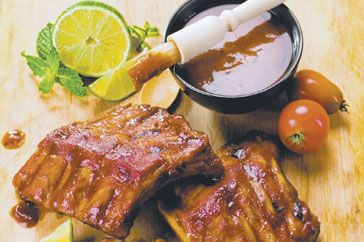 How to make pork ribs. By Matt Preston Deluxe and Delicious. Perfect for Dinner, Picnics or Finger Food.