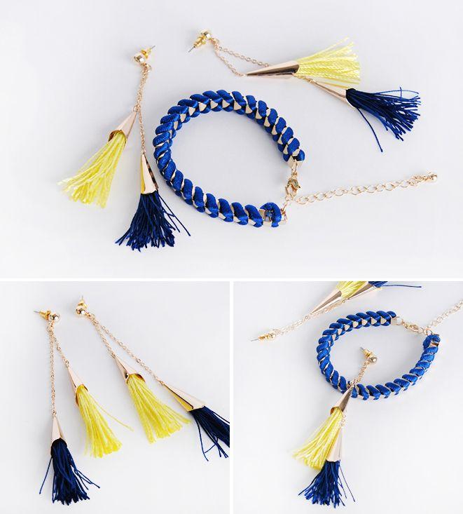 핫한 트랜드 태슬과 색감이 매력있어~ #귀걸이 #태슬 #태슬귀걸이 #이어링 #주얼리 #earrings #tassel #jewelry