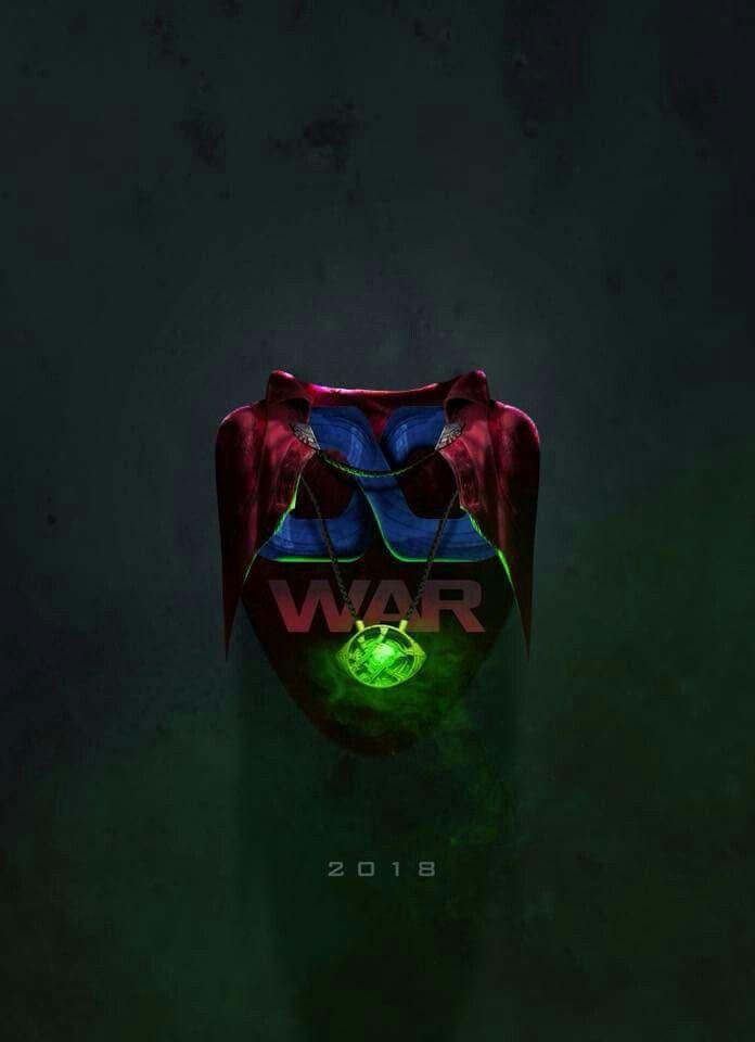 Infinity War poster Doctor Strange