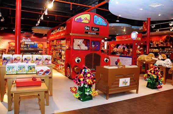 Toy Store | Retail Design | Store Interiors | Shop Design | Visual Merchandising | Retail Store Interior Design | Hamleys