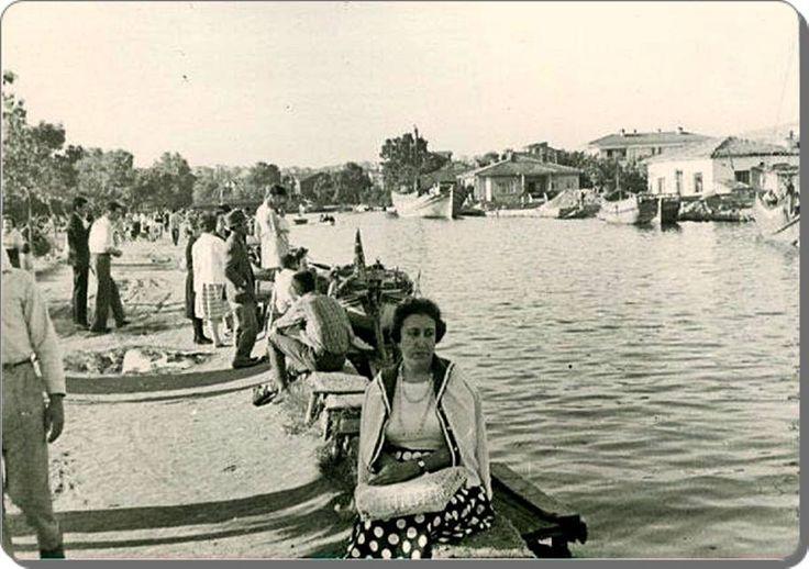 Kurbağalıdere ve Yoğurtçu parkı - 1960'lı yıllar. Yogourtdji Tchesmessi Park, Istanbul.