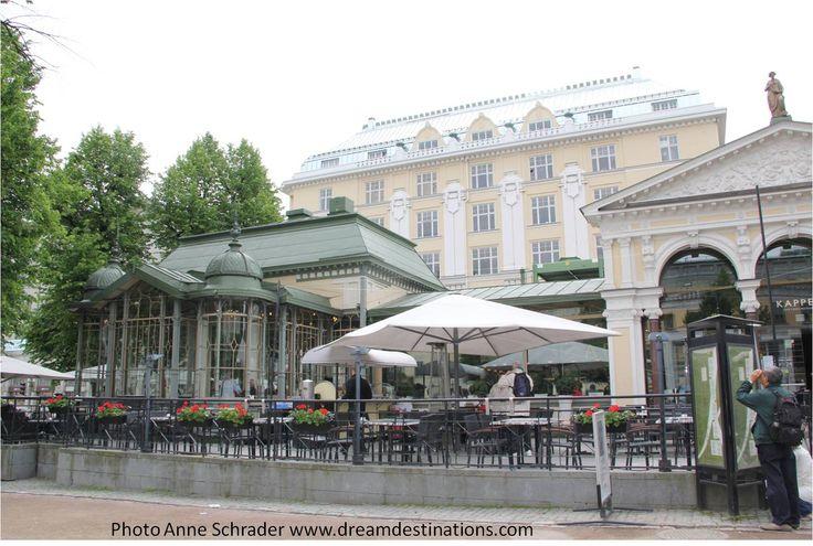 Cafe Kappeli Helsinki Finland 2014