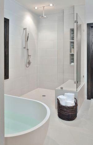 Zero Entry Shower Design Bathroom Tile on zero entry bathtubs, zero entry spa, zero barrier shower, ada shower design, waterfall shower design, zero threshold shower,