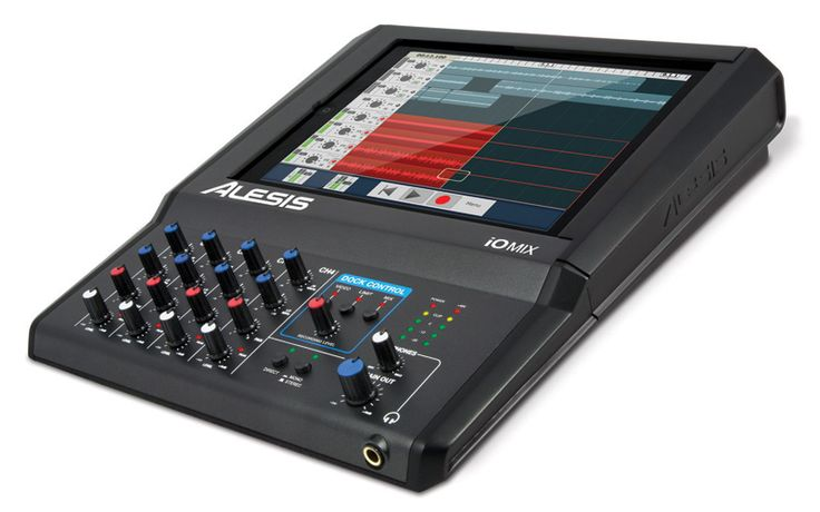 Image of Alesis Interface Audio iPad iO MIX
