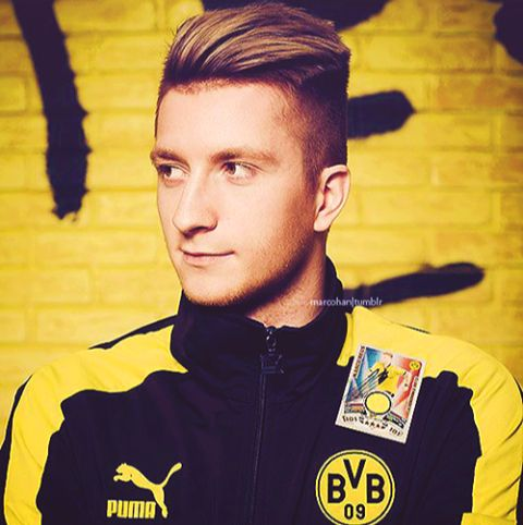 Marco reus hairstyle