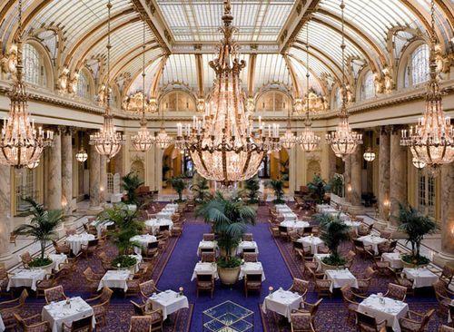 Afternoon Tea ~ The Palace Hotel, San Francisco