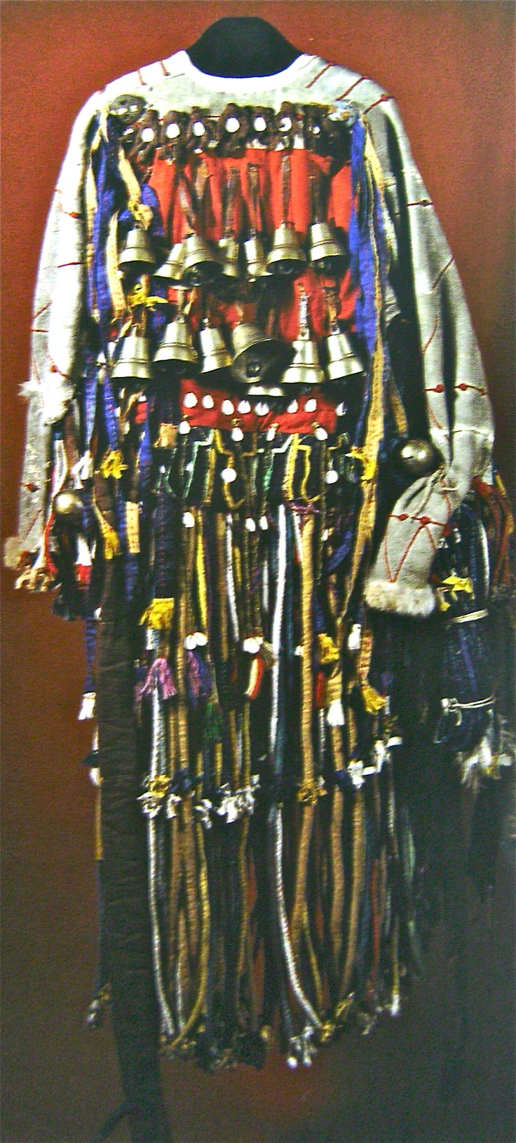 Finnish shaman. .Many cultures all round the palnet had/ have a shamanic tradition