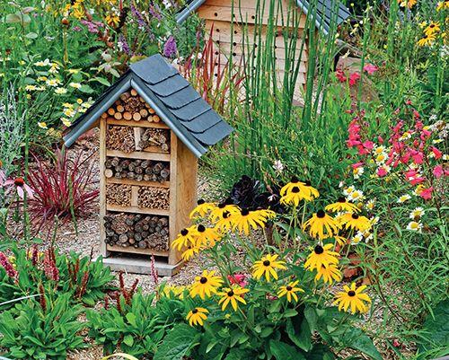 jak se stavi domky pro hmyz - Google Search