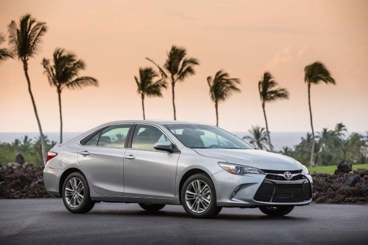 2015 Toyota Camry SE best selling cars 2014. http://www.disauto.net