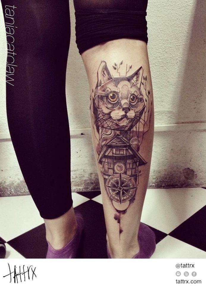 Tania Catclaw - House Cat