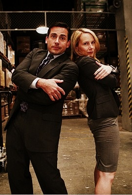 Michael and Holly. Oh they're my favorites.