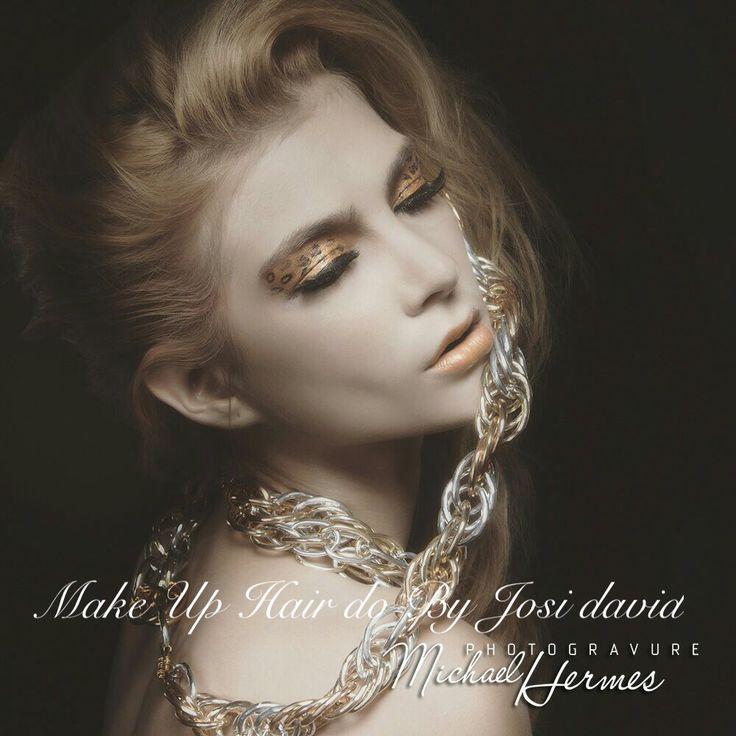Make Up Hair do By Josi david