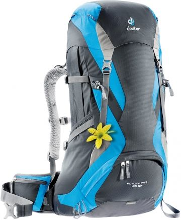 Yes. you are the bag of my DREAMS. Backpacking / Trekking -Backpacks / Bags - Deuter Sport GmbH