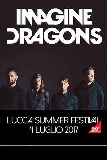 Summer Festival - IMAGINE DRAGONS - LUCCA SUMMER FESTIVAL