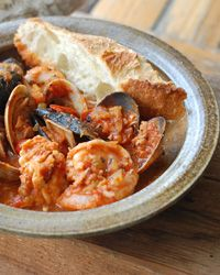 Cioppino with Mussels Recipe on Food & Wine