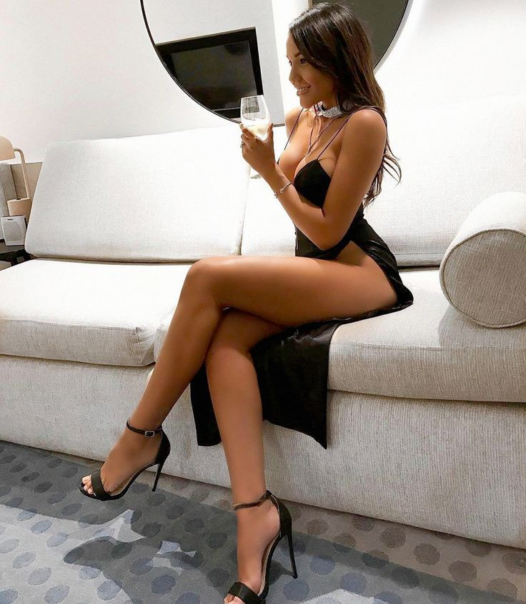 Long legged latina