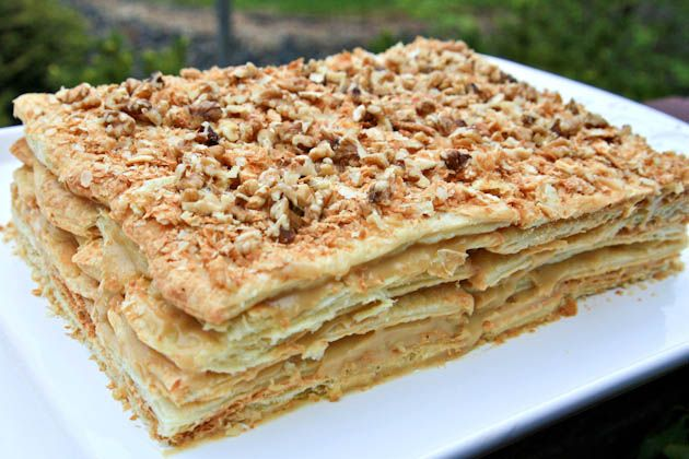 Going to give this Napoleon Cake Recipe a try this week -- I've never made it or ate it before.  Does anyone have a recipe they can vouch for?