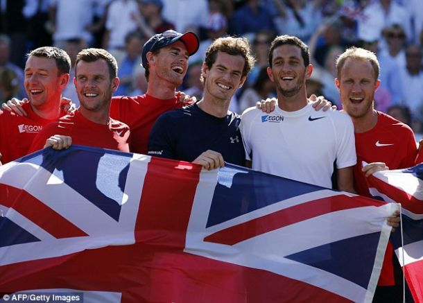 2015 Davis Cup: Great Britain Forced To Look For New Venue Due To Florence And The Machine Concert