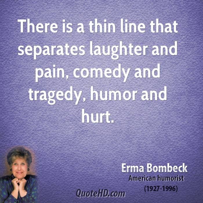 Erma Bombeck Humor Quotes   QuoteHD