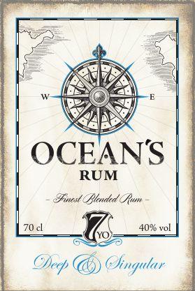 Ocean`s Rum Deep