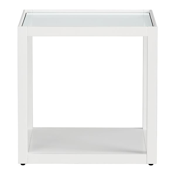 table cube.: Side Table, Cube 79 95, Mimic Cube, Coffee Table, Barrel Mimic, Crate And Barrel, Playroom, Kiddos Nursery