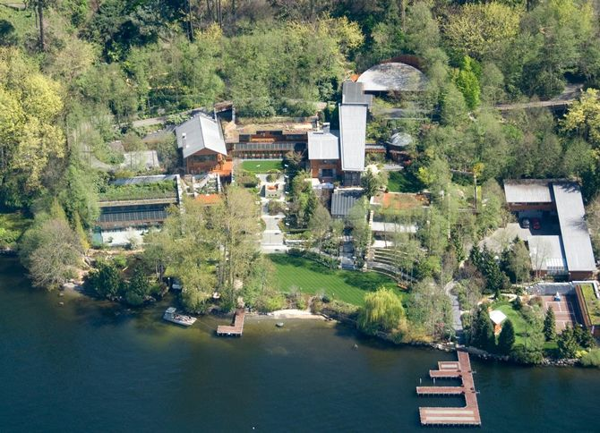 15 Facts About Bill Gates House – Credit Tips Today - Page 19