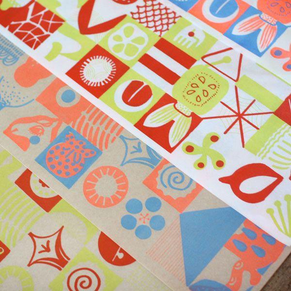 Natsuko Kozue Art Papers {Hands} | UGUiSU Online Store