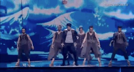 "2012: Can Bonomo, ""Love Me Back"" (Turkey). 