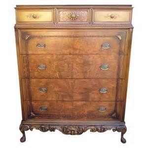 Berkey U0026 Gay Highboy Dresser Chest Of Drawers Vintage Furniture