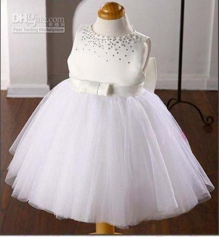 1000  ideas about Little Girl Wedding Dresses on Pinterest  Moms ...