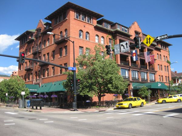 Built In This Historic Hotel Has Modern Conveniences With An Authentic Historical Feel Located The Heart Of Downtown Boulder