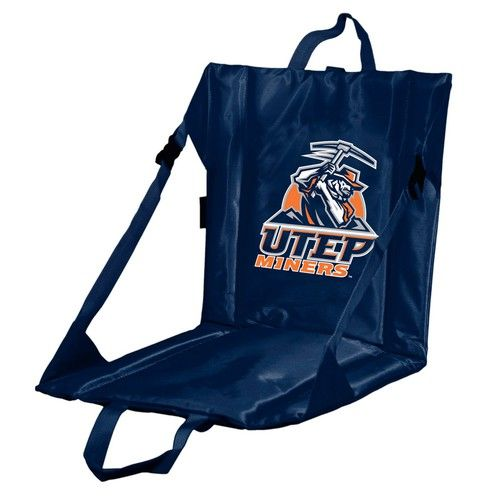 UTEP Miners Stadium Seat With Back