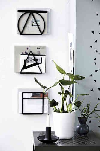 Divano Letto Friheten Ikea Usato ~  Zeitschriftenhalter, Wandhalter und Zeitungsständer Wand
