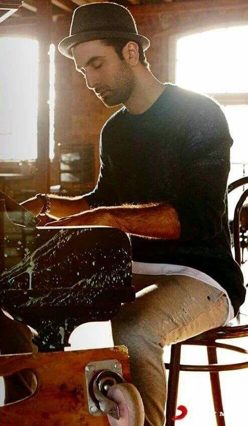 Ranbir the Rockstar #RanbirKapoor #Ranbir #ADHM