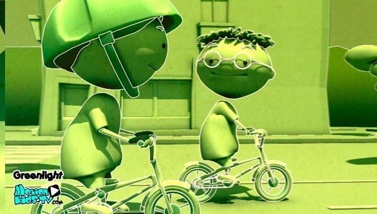 Seguridad niños en bicicleta. Imagenes seguridad vial infantil, educacion vial…