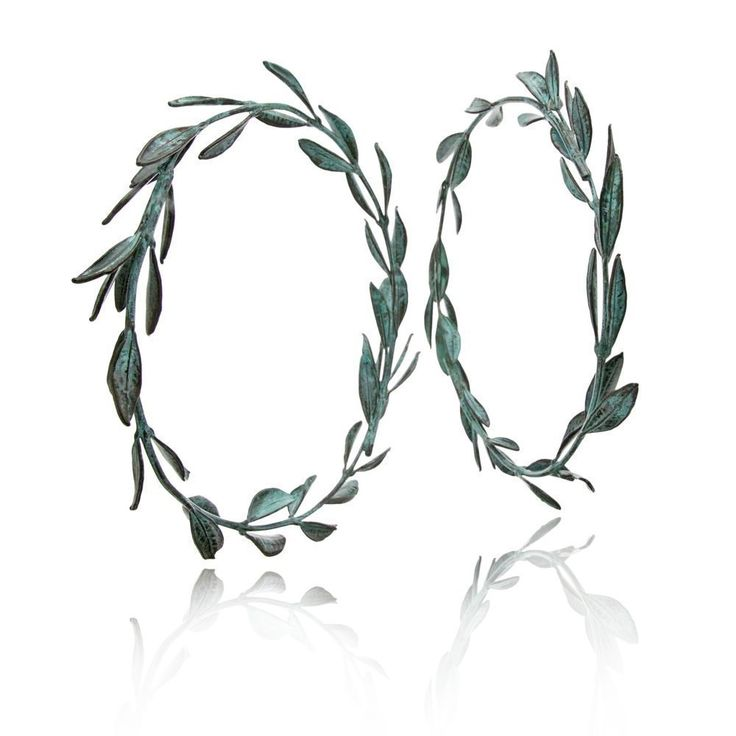Greek wedding crowns by Thallo, or as said in Greek: Stefana. Handcrafted, one of a kind piece made of real olive branch .Delphi Collection.