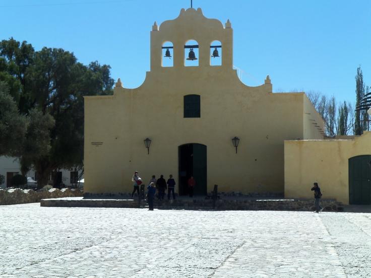 Iglesia de Cachi, Salta, Argentina