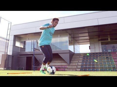 Recuperado de lesao, Neymar volta a treinar com elenco do Barcelona.Magic Neymar Jr