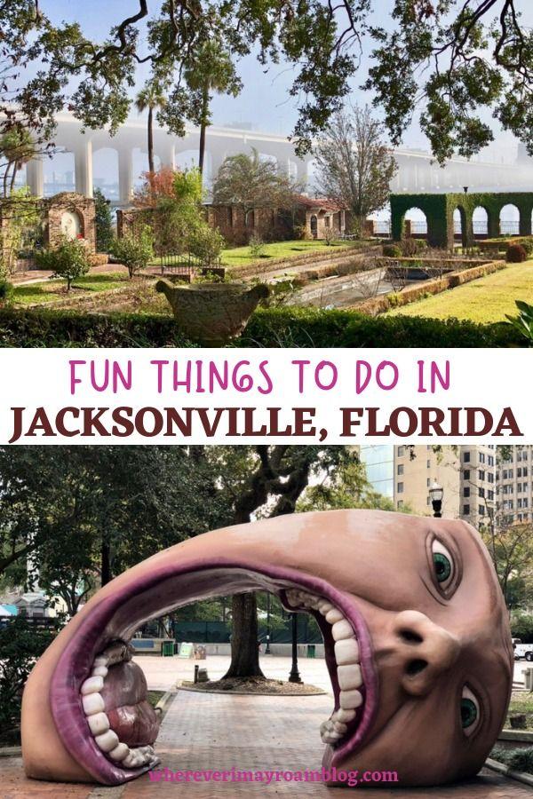 The Best Things To Do In Jacksonville Florida Wherever I May Roam Travel Blog Jacksonville Beach Florida Florida Adventures Florida Travel