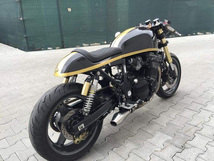 1171 besten Cafe Gixxer (Suzuki GSX-R Custom Cafe Racer