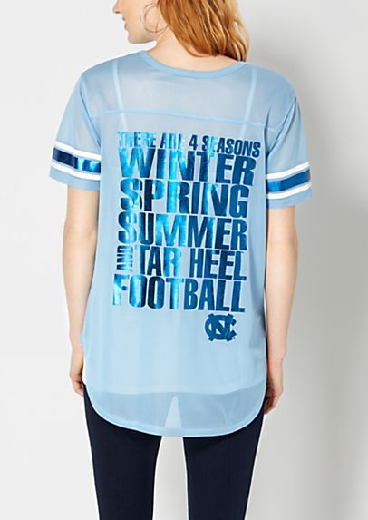 Carolina Tar Heels Football Jersey | rue21